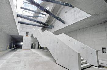 concrete for house construction